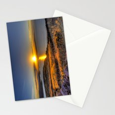 A Titicaca Sunset Stationery Cards