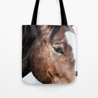 Equine Trance Tote Bag