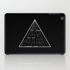 Wizard No Heart Logo iPad Case