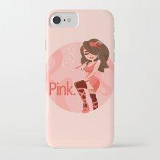 Drop Dead Gorgeous Pink Slim Case iPhone 7