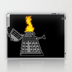 INCINERATE (with flame) Laptop & iPad Skin
