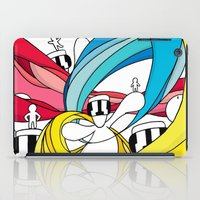 STELLARCREATURES iPad Case