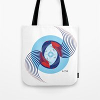Fleuron Composition No. 125 Tote Bag