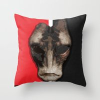 NEVER FORGET - Mordin So… Throw Pillow