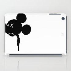 Mickey is Dead No.3 iPad Case