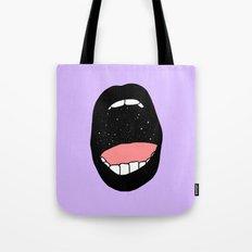 Star Stuff - Goth Tote Bag