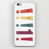 Out Of Place iPhone & iPod Skin