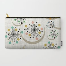 Eames Era Starbursts Carry-All Pouch