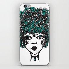 Annabella iPhone & iPod Skin