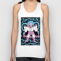 Unisex Tank Top featuring Necromancer  by Jack Teagle