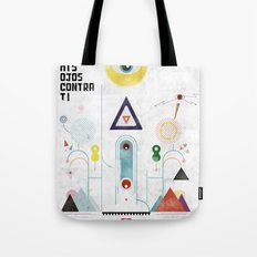 Escapulario Tote Bag