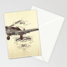 1943 caza Stationery Cards