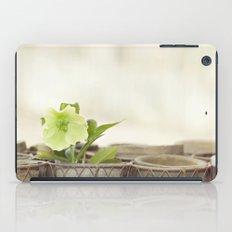 Heavenly Hellebore iPad Case