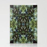 Reflection Kaleidoscope Stationery Cards