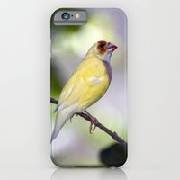 Dressed in Yellow iPhone 6 Slim Case