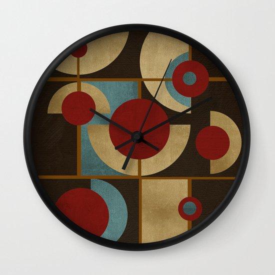 Textures/Abstract 98 Wall Clock