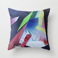 micro-v2 Throw Pillow