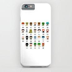 Star Wars Alphabet iPhone 6 Slim Case