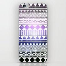 galaxy navajo tribal pattern iPhone & iPod Skin