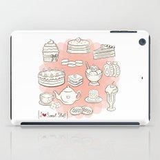 I {❤} SWEET STUFF iPad Case