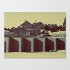 Museo de la memoria Canvas Print