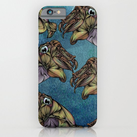 CuttleFish iPhone & iPod Case