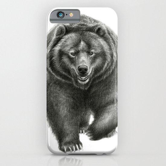 Brown Bear SK068 iPhone & iPod Case
