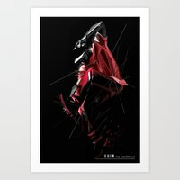 RUIN The LEGIONKILLA X K… Art Print