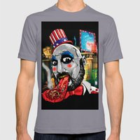Killer Circus Mens Fitted Tee Slate SMALL