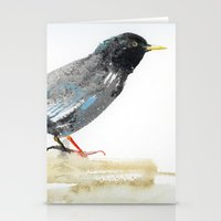 Australian Starling Stationery Cards