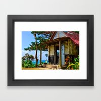 Minimalistic by Nature Framed Art Print