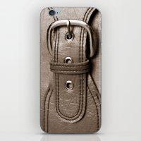 Traveler 2 iPhone & iPod Skin