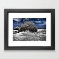 Windblown Framed Art Print