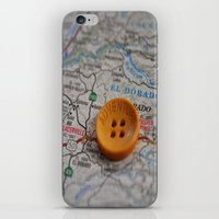 Adventure iPhone & iPod Skin