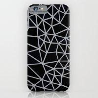 Segment Grey and Black iPhone 6 Slim Case
