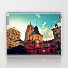 Madrid Sky Laptop & iPad Skin