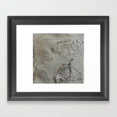 Chrome Framed Art Print