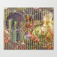 The Relative Frequency of the Causes of Breakage of Plate Glass Windows (1) Canvas Print