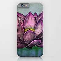Lotus Flower iPhone 6 Slim Case