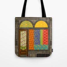 Shop windows Tote Bag