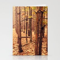 A Cathedral of Trees Stationery Cards