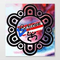 Boricua 2016 Canvas Print