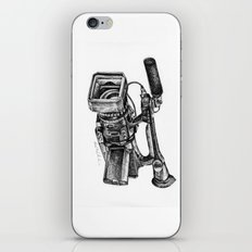 Sony HVR-V1U iPhone & iPod Skin