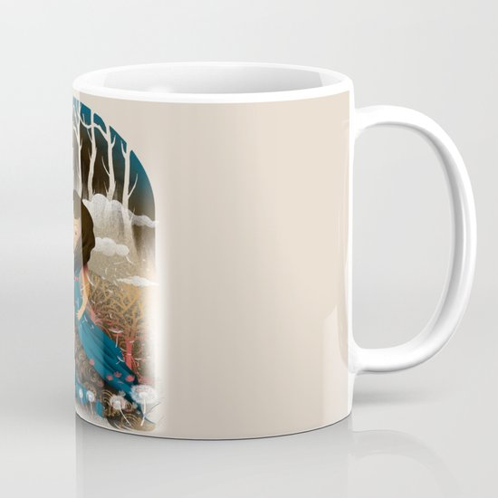There Once Was A Girl In A Whimsical Land Mug