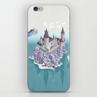 Hogwarts series (year 4: the Goblet of Fire) iPhone & iPod Skin