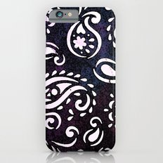 painted paisley iPhone 6s Slim Case