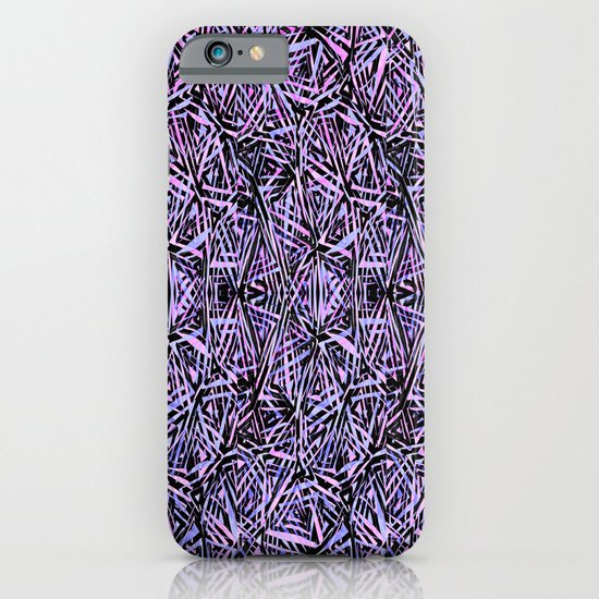 Purple Reflections iPhone & iPod Case