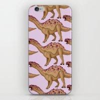 Muffinodon iPhone & iPod Skin