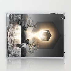 Moon Dust In Your Lungs Laptop & iPad Skin