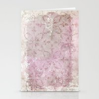 Softness Befalls Her Stationery Cards